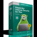 Kaspersky Internet Security for Mac (Renewal)