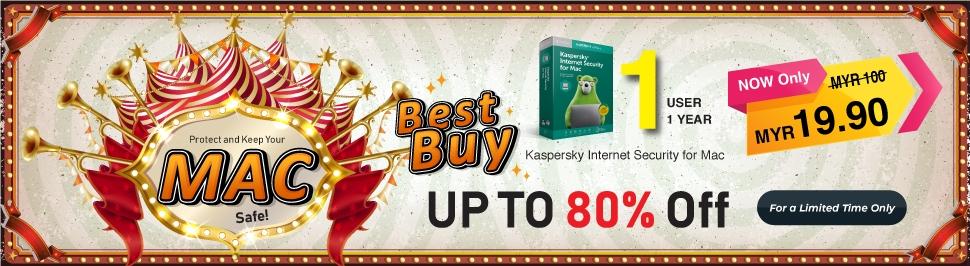 Kaspersky Best Buy