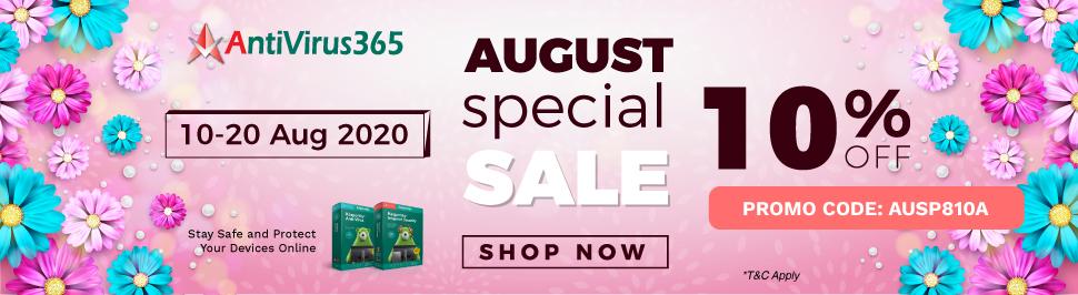 AV365 - August Special