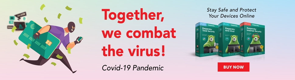 Together, we combat the virus!