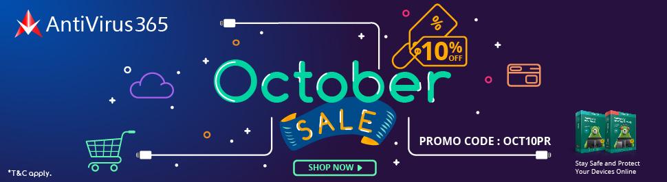 AV365 - October Sale