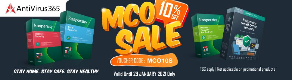 AV365 - Jan MCO Sale