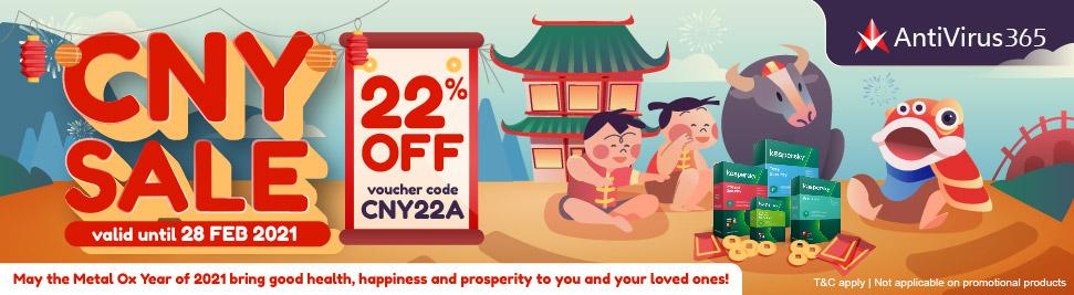 AV365 - CNY Special Sale