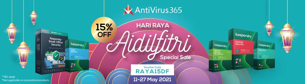 AV365 - Hari Raya Aidilfitri Special Sale